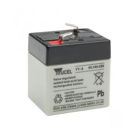 Batterie Yucel Y1-6