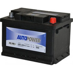Batterie Autopower 560408054