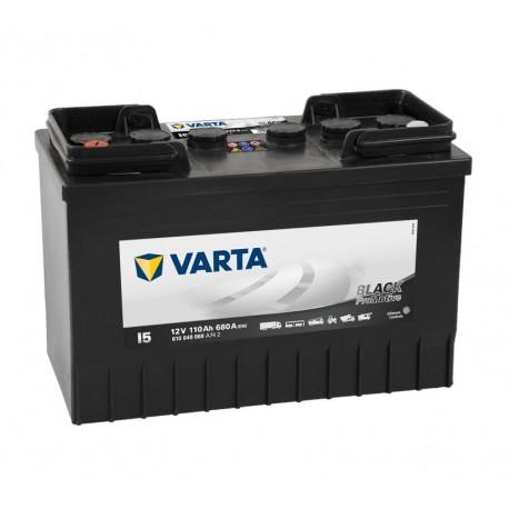 Batterie VARTA PRO motive BLACK 12V 610048068