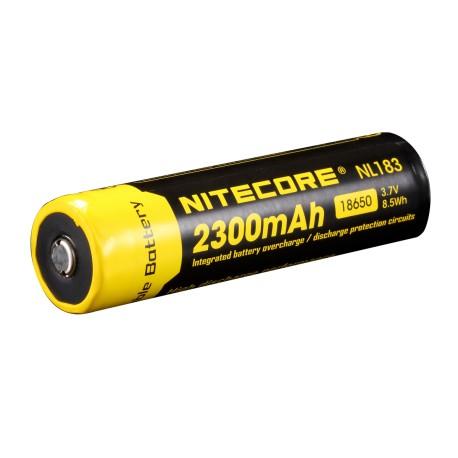 Accu Lithium 3,7V 2300mah format 18650