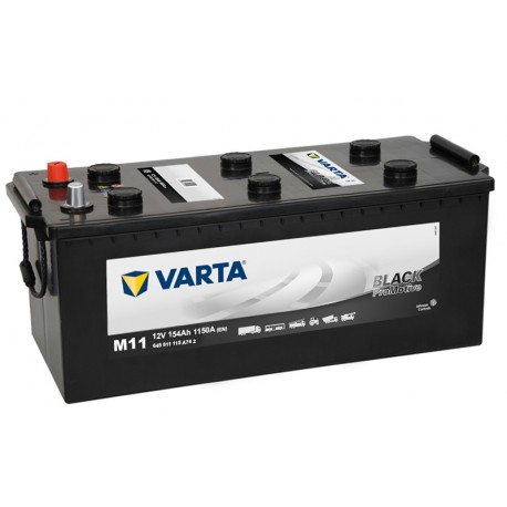 Batterie VARTA PRO motive BLACK 12V 154ah M11 Accus