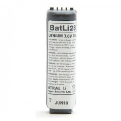 Batterie Système Alarme  3.6 V 2 Ah BATLI28