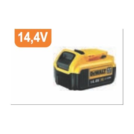 BATTERIE  DEWALT 14.4V 4AH DCB142 (XR)