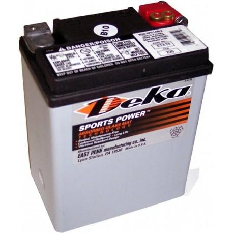 Batterie DEKA ETX15L