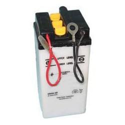 Batterie moto 6 V 4AH